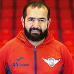 Ali NOUAOUR, dirigeant à l'AMVB Amiens