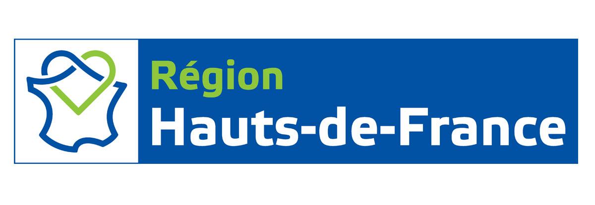 Région Hauts-de-France, partenaire de l'AMVB Amiens