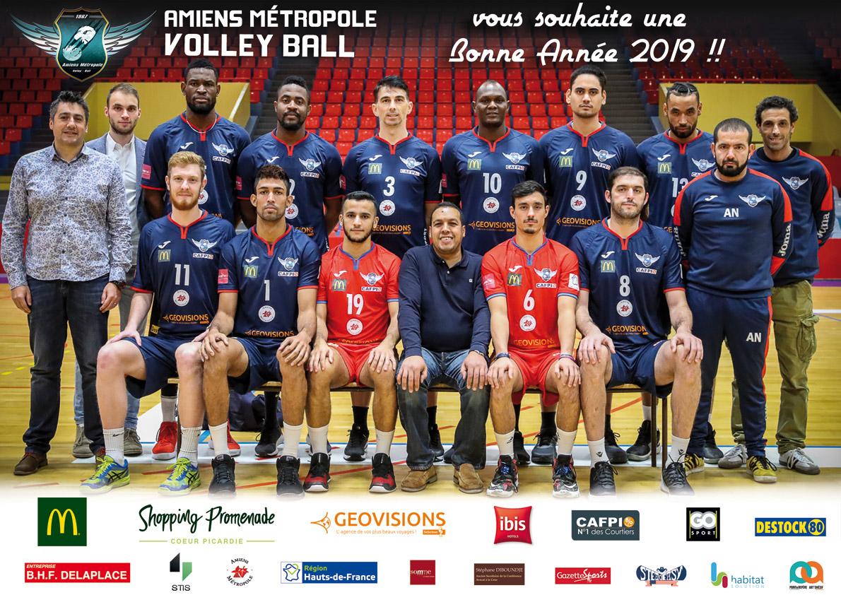 AMVB (Amiens Métropole Volley-Ball)
